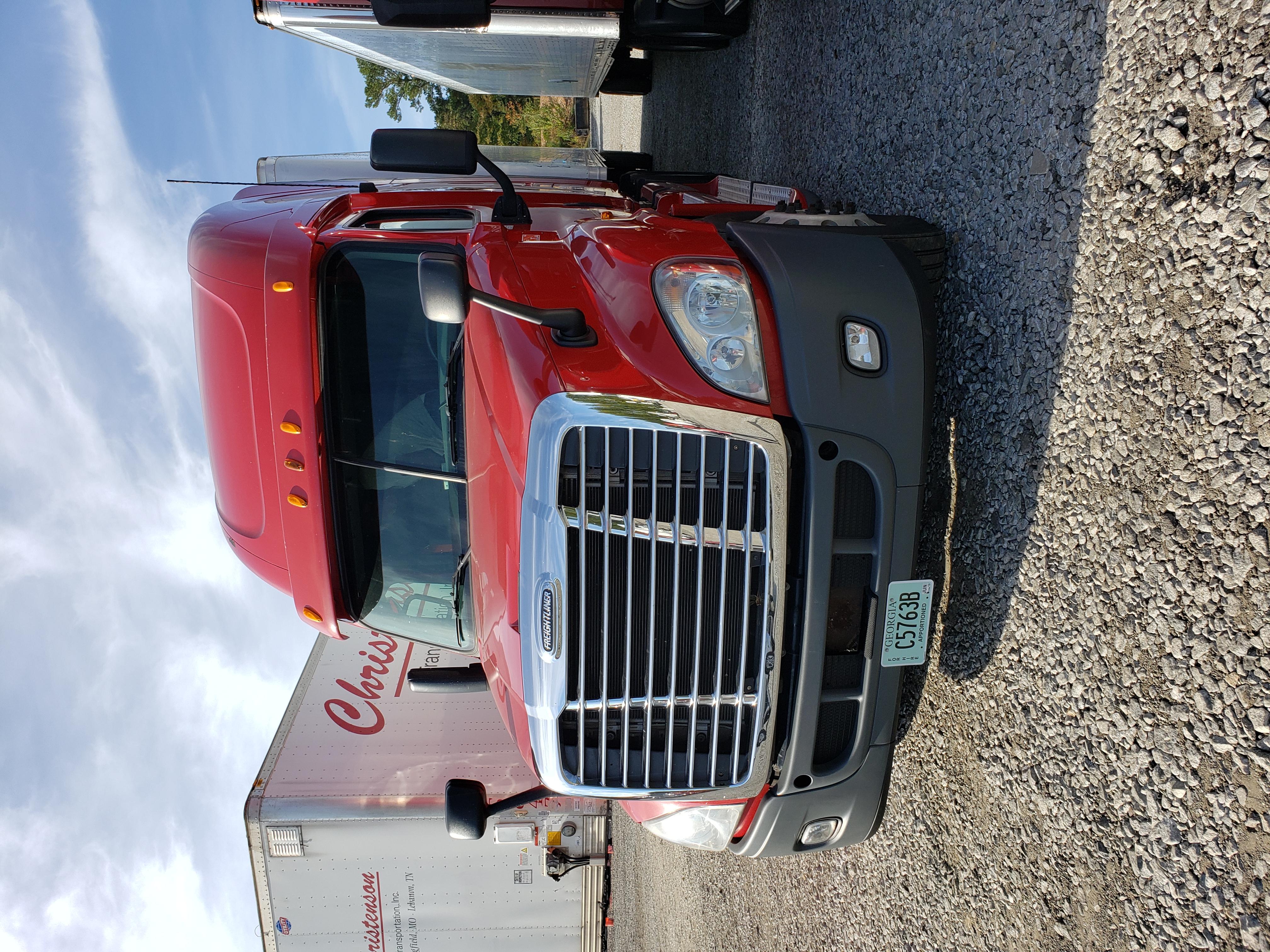 Truck no. 505